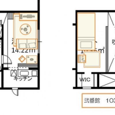 103・203家具配置